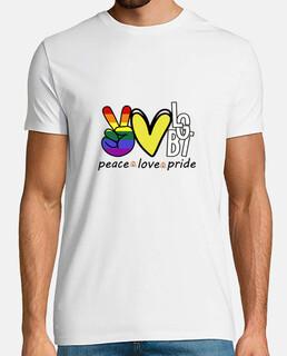 paz amor lgbt