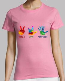 Paz, Amor y Masages