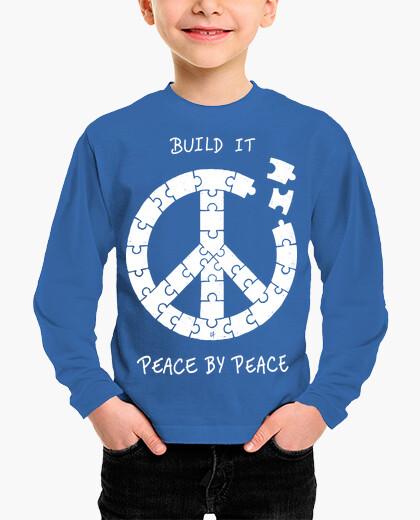 Ropa infantil paz por paz