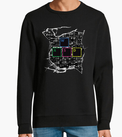 Pc master race wasd gallery games pc hoody