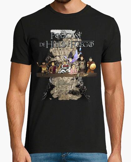Camiseta PDHYF MAPA HOMBRE