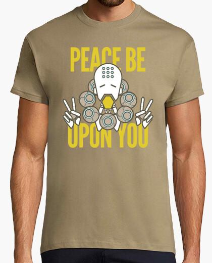Peace! t-shirt