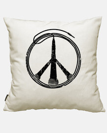 peace and music (black)
