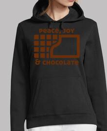 Peace, joy & chocolate