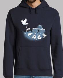 Peace Messenger (blue)