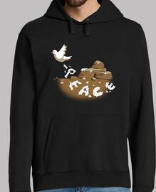 Peace Messenger (brown)
