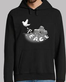 Peace Messenger (gray)