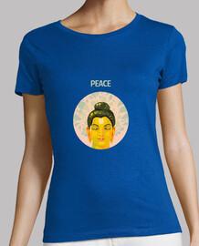 peace mujer
