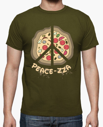 Camiseta PEACE ZZA