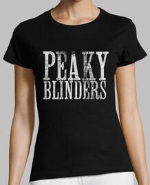 Peaky Blinders Logo White
