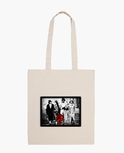 Peaky Women, Bolsa de tela 100% algodón