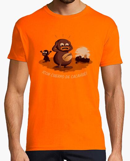 Tee-shirt Peanut corsé