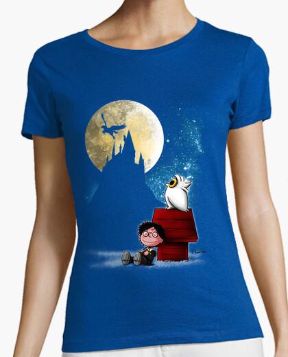 Tee-shirt Peanuts Potter