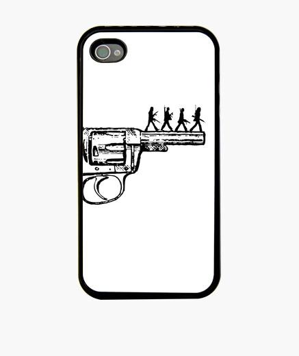 Funda iPhone Peatones agresivos