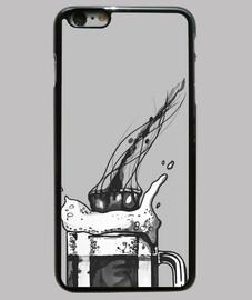 Pecera de cerveza - Funda iPhone 6 Plus
