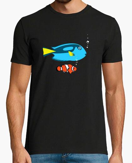 Camiseta Peces tropicales