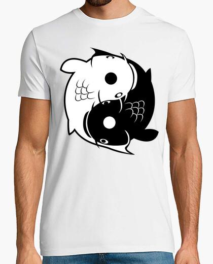 Camiseta Peces Yin Yang