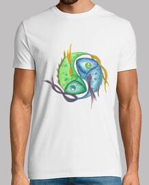 peces yin yang