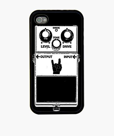 Funda iPhone Pedal guitarra