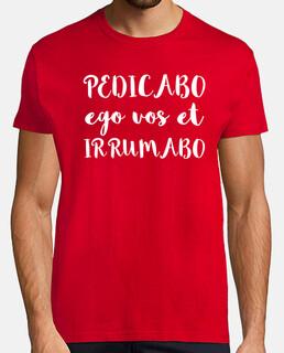 Pedicabo ego vos et irrumabo (fondos os