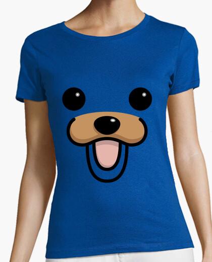 Camiseta Pedobear Cara