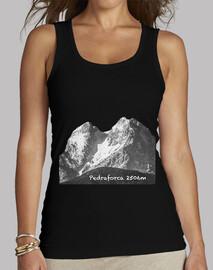 Pedraforca Mujer, sin mangas, negra