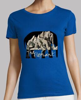 Pedriza Elephant Woman