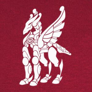Camisetas Pegaso - Caballeros del zodiaco