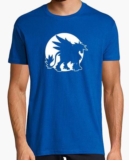 Camiseta Pegaso en luna llena