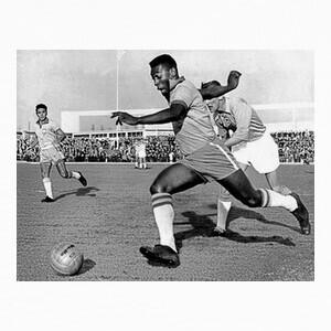 Camisetas Pelé 1960