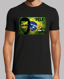 Pelé, el Rey del balón