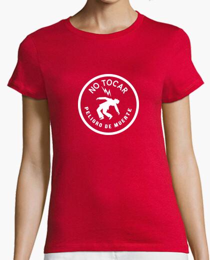 Camiseta PELIGRO NO TOCAR