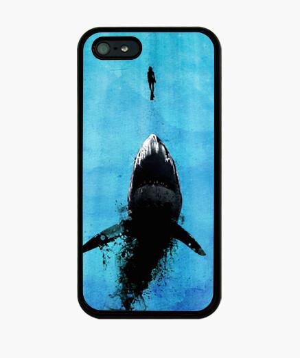 Funda iPhone Peligro Tiburón