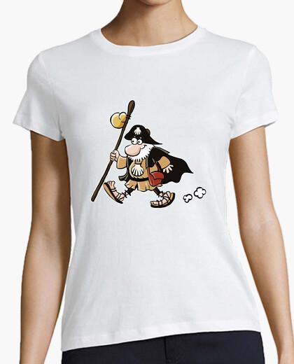 T-shirt pellegrino marchoso
