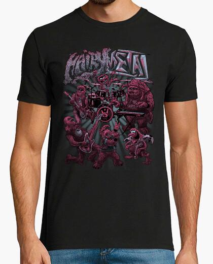 Peloso metal t-shirt