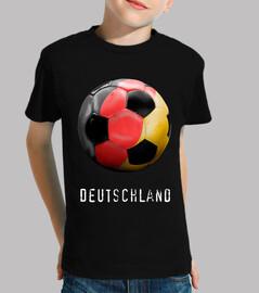 Pelota fútbol Alemania/ Fußball Deutschland