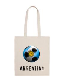 Pelota fútbol Argentina