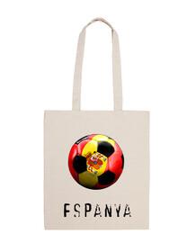 Pelota fútbol España/ Fußball Spanien