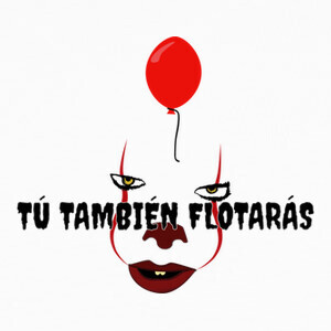 Camisetas pennywise it película