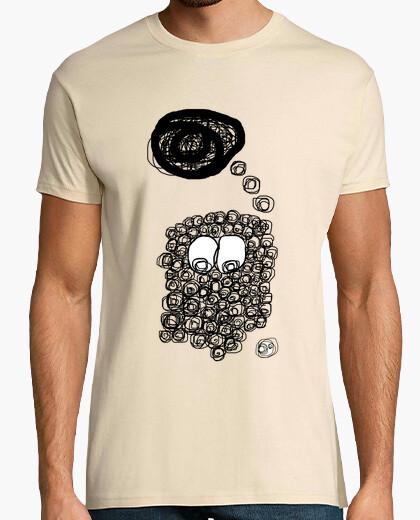 Camiseta PENSAMIENTO NEGRO