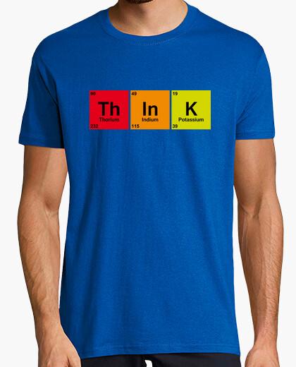 T-shirt pensare di rete