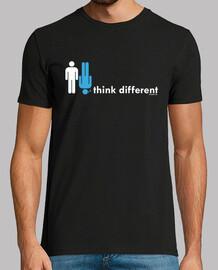 pense homme différent