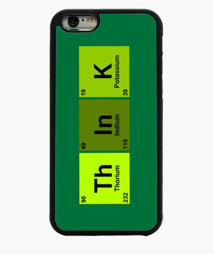 Coque Iphone 6 / 6S pense vert