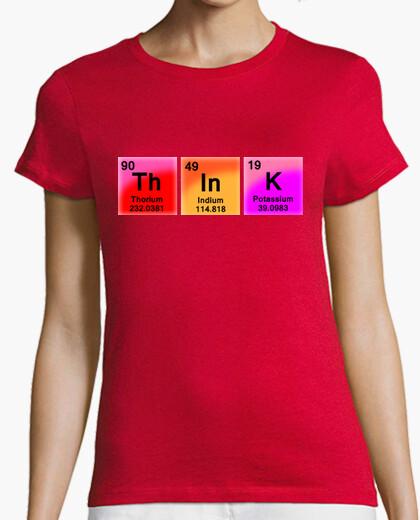 Tee-shirt penser, penser ...