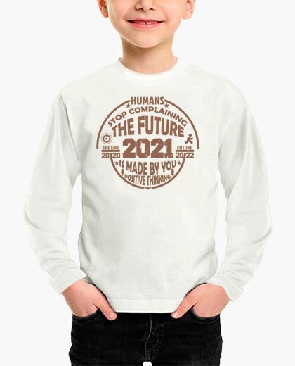 Abbigliamento bambino pensiero positivo...