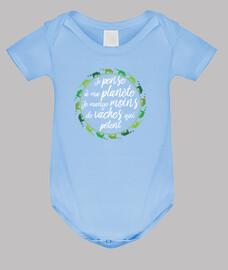 Penso al mio pianeta