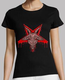 pentagramme satanique chèvre lucifer