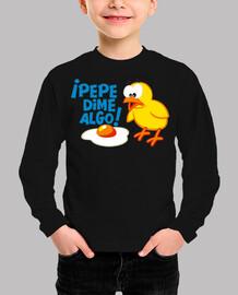 ¡Pepe, dime algo!