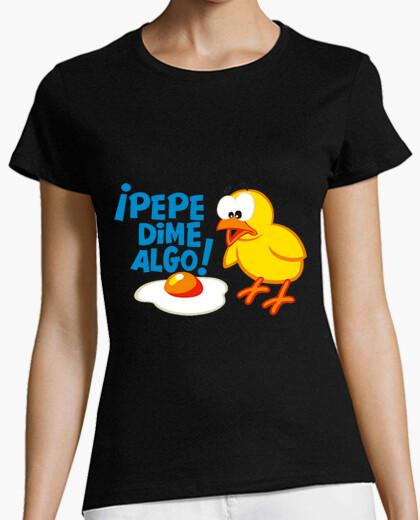 Tee-shirt pepe, dis-moi quelque chose!