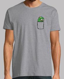 Pepe the Frog Tonto Bolsillo